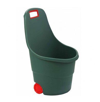 Chariot de jardin plastique 2 roues 45 litres - OSE
