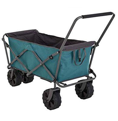 Chariot de jardin pliable 100 kg / 200 litres - Uquip Buddy