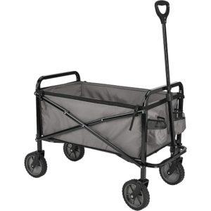Chariot de jardin pliable Amazon Basics