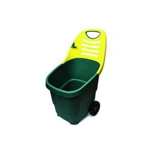 Chariot de jardin brouette Tec Hit 2 Roues 67 litres