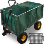 Chariot de jardin remorque Deuba 500kg